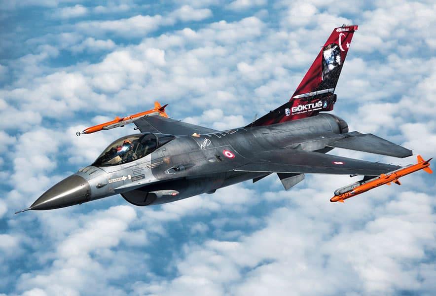 İlk yerli ve milli hava füzeleri için kritik F-16 hamlesi!