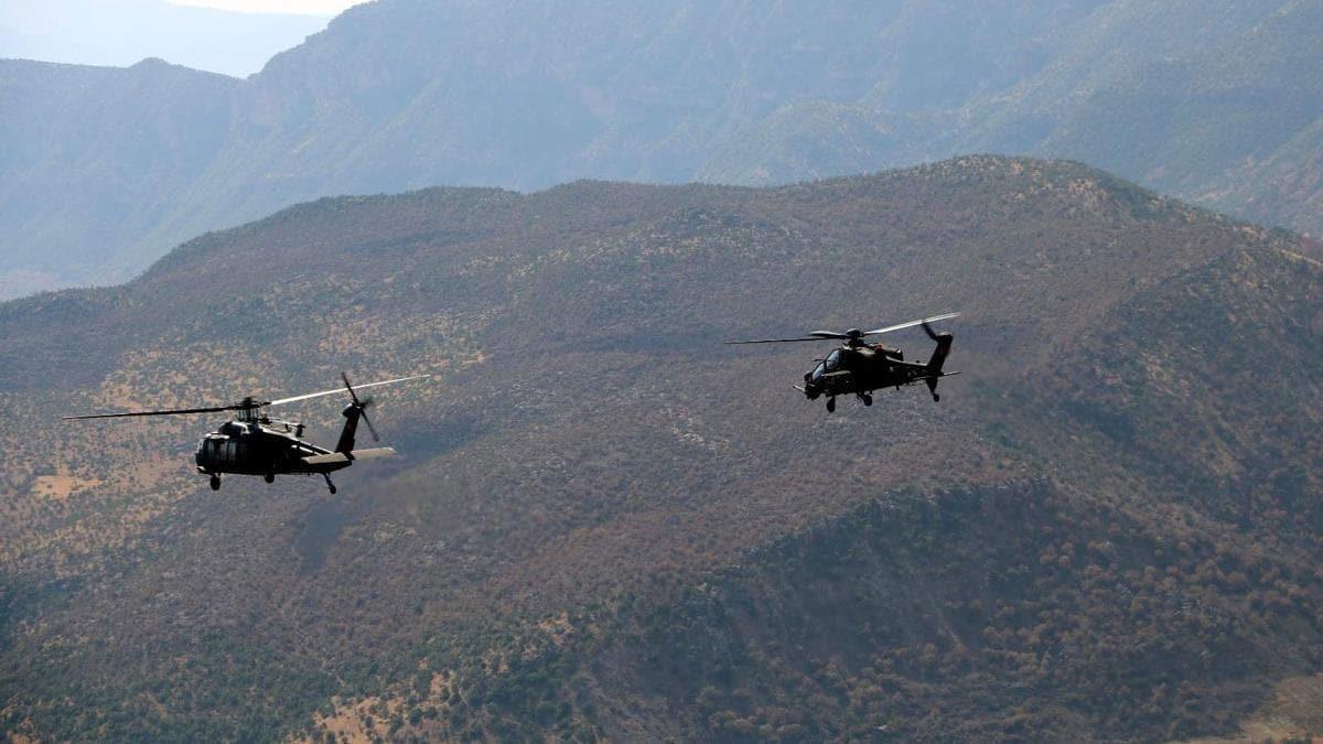 İçişleri Bakanı Soylu açıkladı: Siirt'te 5 terörist daha ölü ele geçirildi