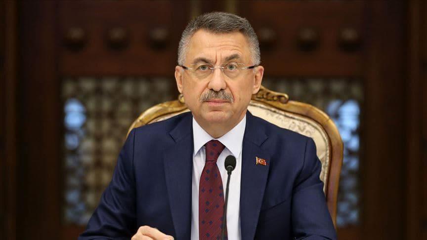 Cumhurbaşkanı Yardımcısı Fuat Oktay: Türk demokrasi tarihinde kara bir lekedir