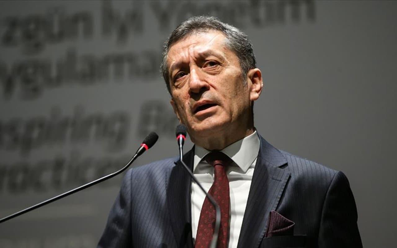 Bakan Selçuk'tan flaş uzaktan eğitim açıklaması: Dünyadaki 3-5 ülkeden biri Türkiye