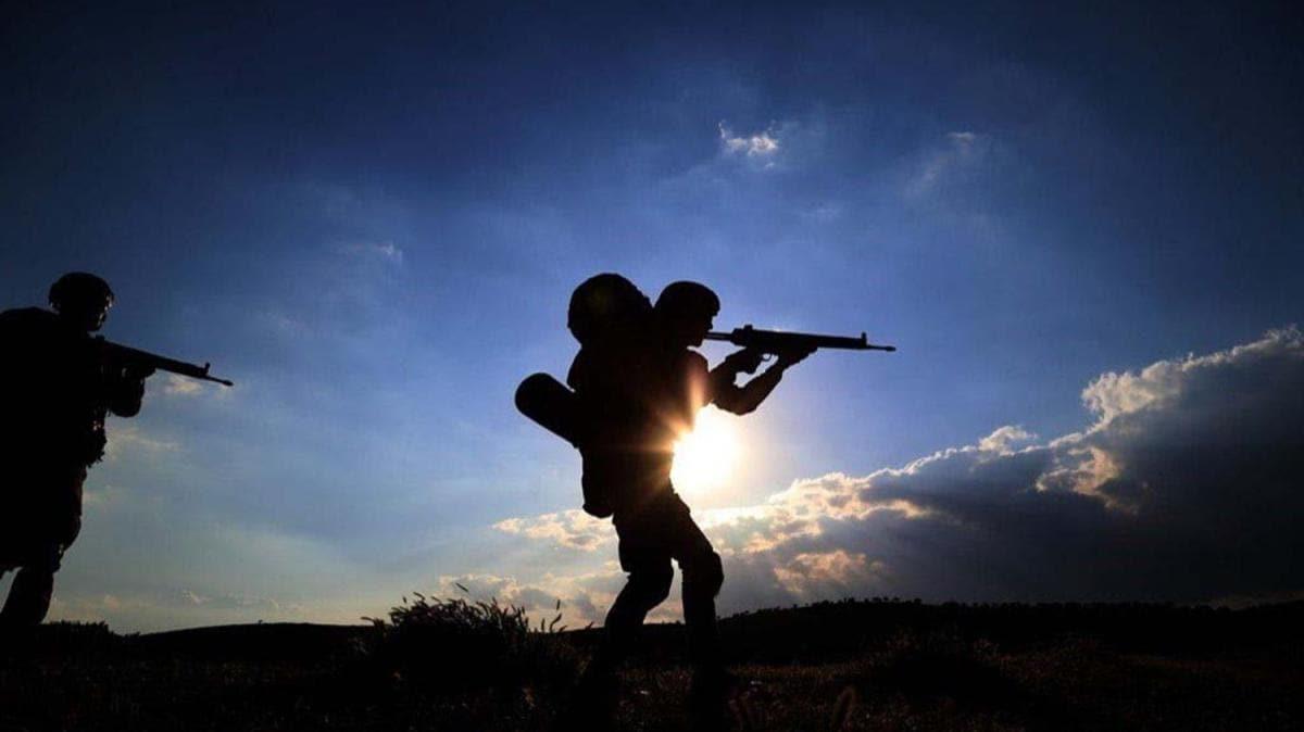MSB duyurdu: 8 PKK/YPG'li terörist etkisiz hale getirildi