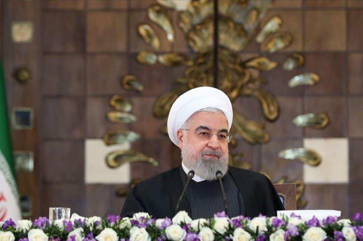 """İran Meclis Başkanı, Ruhani hükümetini """"pasif"""" kalmakla suçladı"""