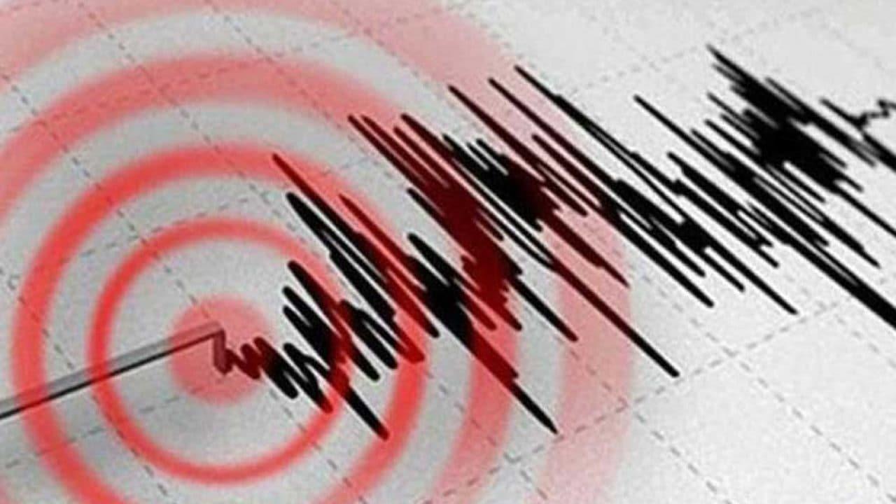 Muğla da sallandı, Akdeniz'de 4,2 büyüklüğünde deprem meydana geldi