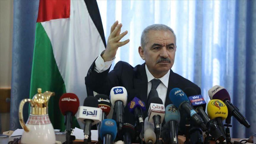 Filistin Başbakanı Iştiyye: ABD bizi siyasi ve ekonomik açıdan kuşatıyor