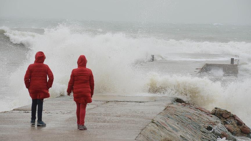 Meteoroloji bölge bölge uyardı! Kuvvetli yağış ve fırtına geliyor