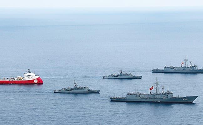 Oruç Reis gemisinin kaptanı konuştu: Bizim için bir gurur ve onur meselesi