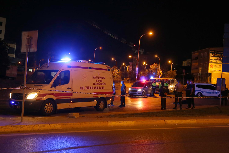 İstanbul Bağcılar'da silahlı saldırı!