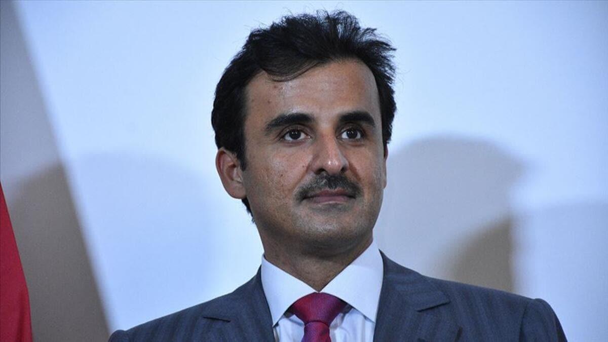 Katar Emiri Şeyh Temim'den BM'ye  çağrı
