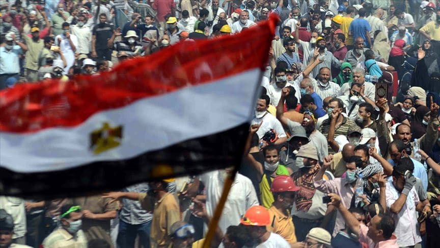 Mısırlı muhalif, halkı gösterilere devam etmeye çağırdı