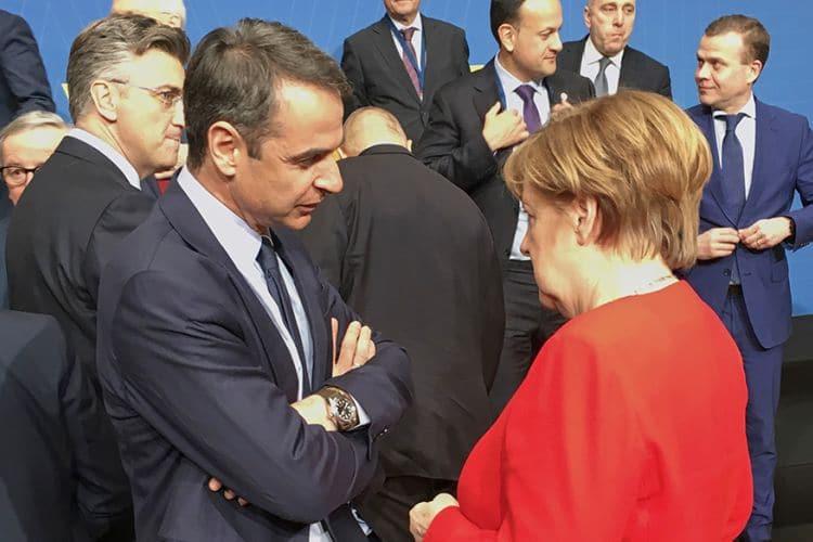 Almanya'dan Yunanistan'a çağrı: Adalardan askerlerini çek