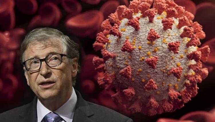 """Bill Gates koronavirüs için """"En iyi ihtimalle 2022'de biter"""" dedi"""