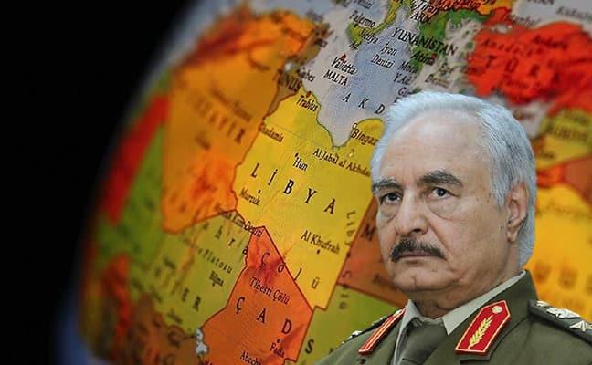 Hafter Libya'yı batırıyor! Ülkeye milyarlarca dolar zarar verdi
