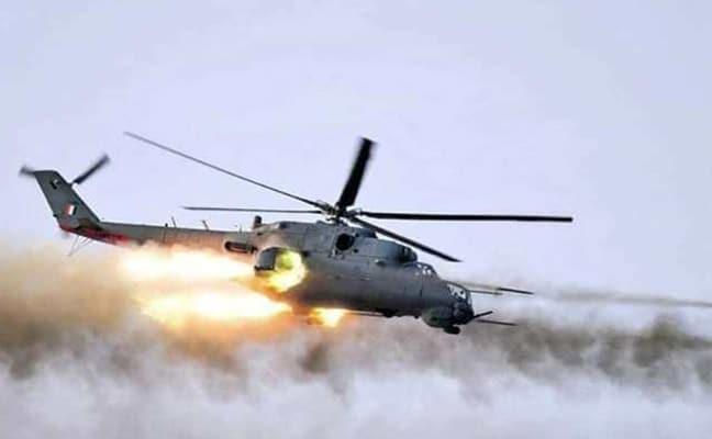 Libya ordusu açıkladı: Wagner paralı askerlerini taşıyan helikopter düştü