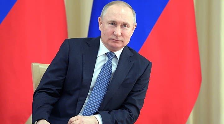 Rusya Devlet Başkanı Putin'den BM personeline ücretsiz koronavirüs aşısı sözü