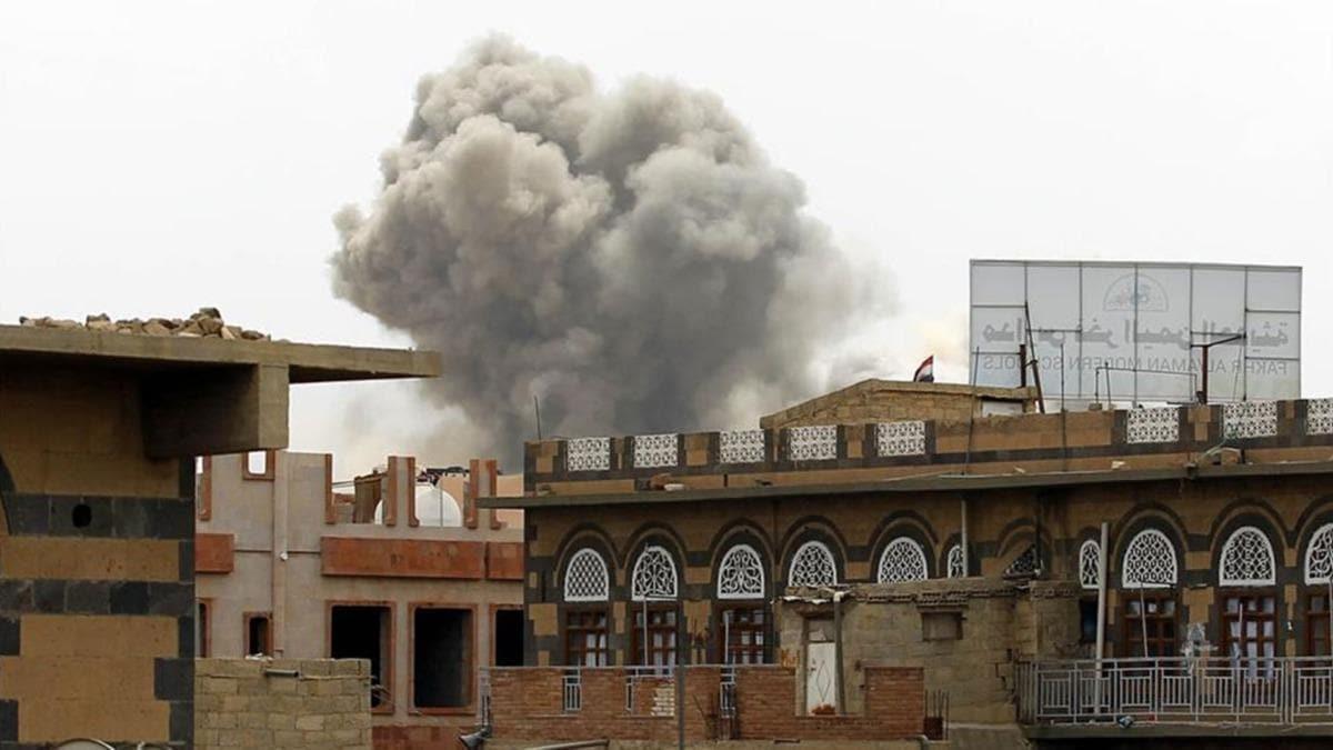 Yemen'de siviller bombalandı: 16 yaralı