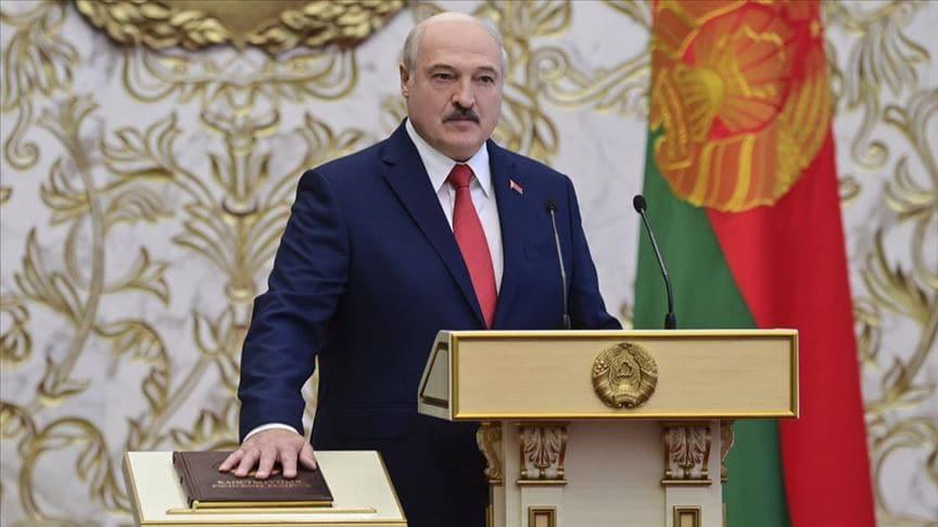 AB: Lukaşenko'nun cumhurbaşkanlığını tanımıyoruz