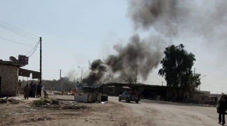 PKK/YPG Rasulayn'da yine sivillere saldırdı: 2 ölü, 12 yaralı