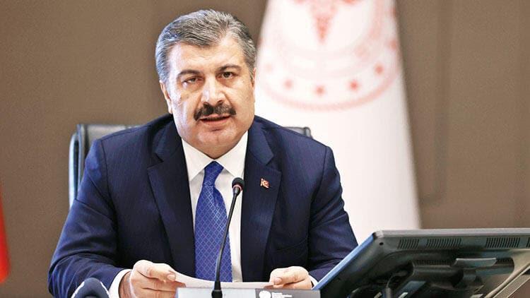 Sağlık Bakanı Fahrettin Koca: Vaka artış hızı kontrol altında