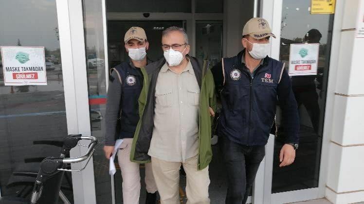 HDPKK'lı eski vekil Sırrı Süreyya Önder, Aksaray'da gözaltına alındı
