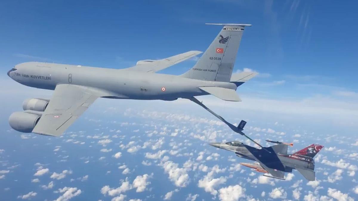 Yerli GÖKTUĞ Hava-Hava Füzesinin test uçuşları devam ediyor