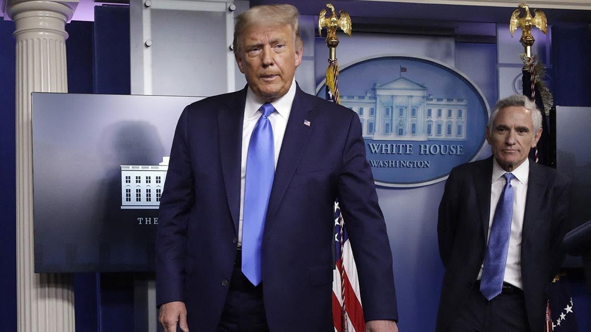 Trump'tan FBI'a şok suçlama: Darbe yapacaklardı, yakalandılar
