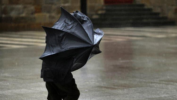 Edirne, Kırklareli ve Tekirdağ'da fırtına uyarısı
