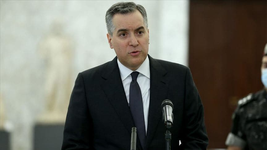 Lübnan'da hükümet krizi! Mustafa Edib istifa etti