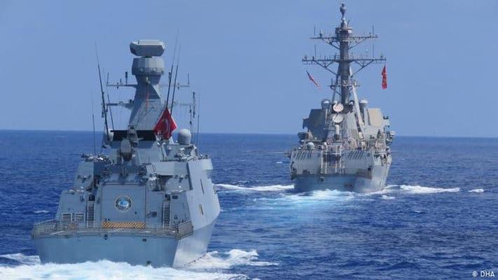 Türkiye'den yeni NAVTEX ilanı! 29 Eylül'de atış eğitimi yapılacak