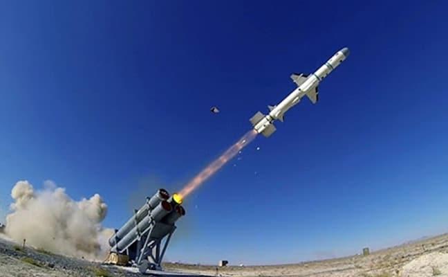 Geri sayım başladı: Atmaca Füzesi karadan atılan füzeleri de imha edecek