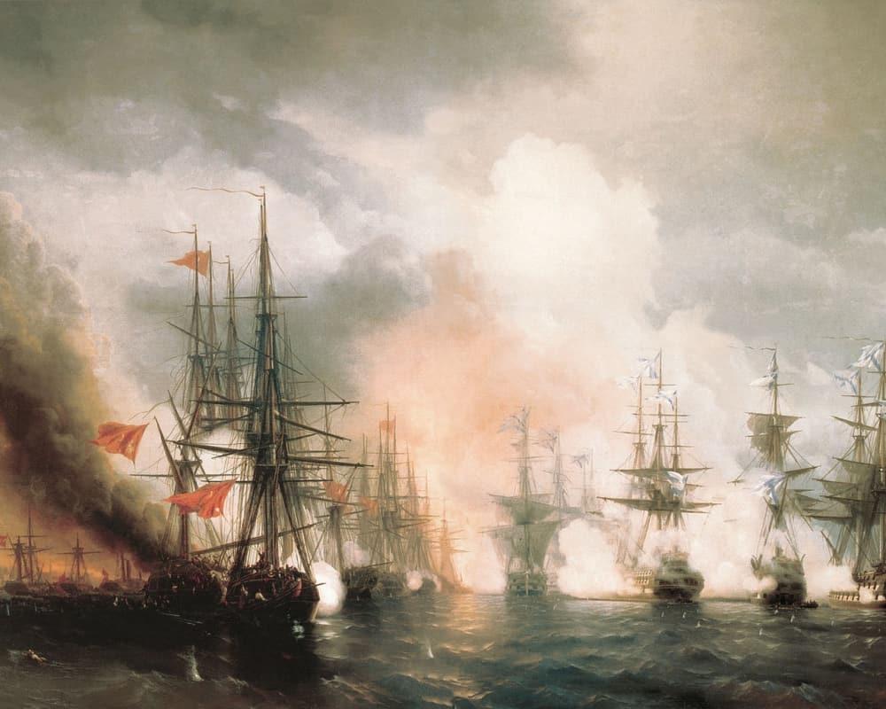 Preveze Deniz Zaferi'nin 482'nci yıl dönümünü kutlu olsun