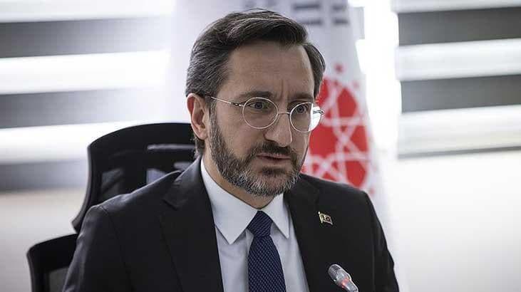İletişim Başkanı Altun: Türkiye ve Azerbaycan iki devlet, bir millettir, bunun gereğini yaparız