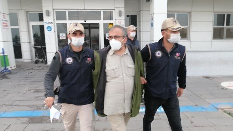 Kobani soruşturmasında gözaltına alınan HDP'liler Ankara Adliyesi'nde