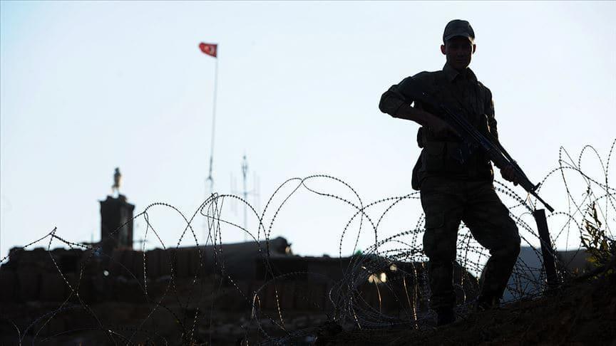 MSB duyurdu! 5 PKK'lı terörist Silopi'de teslim oldu