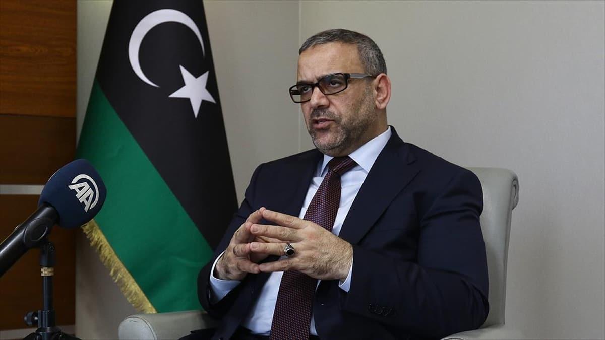 Libya'da kritik tarih belli oldu: Ön uzlaşı perşembe imzalanacak