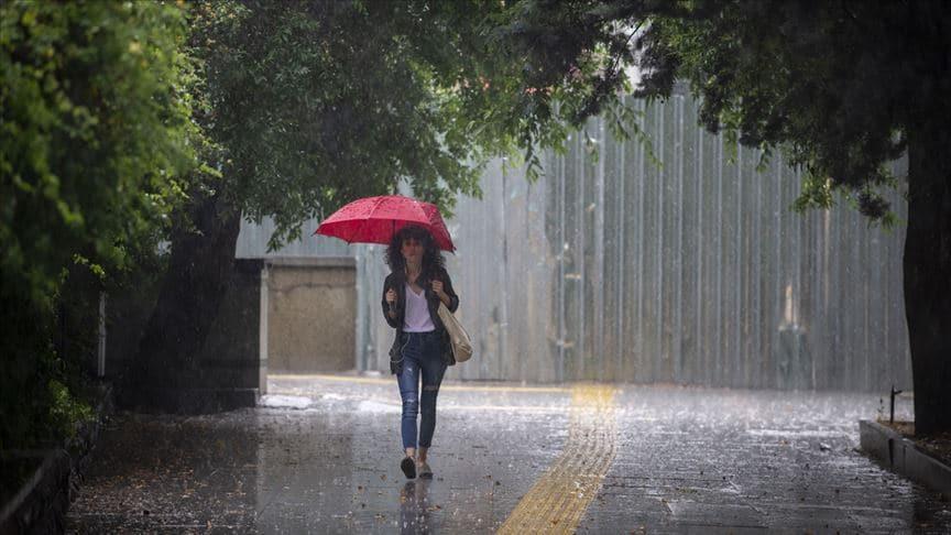Meteoroloji uyardı! Yağmur ve fırtına geliyor
