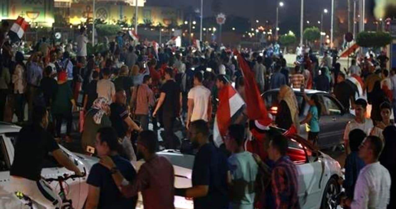Mısır'da darbeci Sisi'ye karşı yapılan protestolarda 164 kişi gözaltına alındı