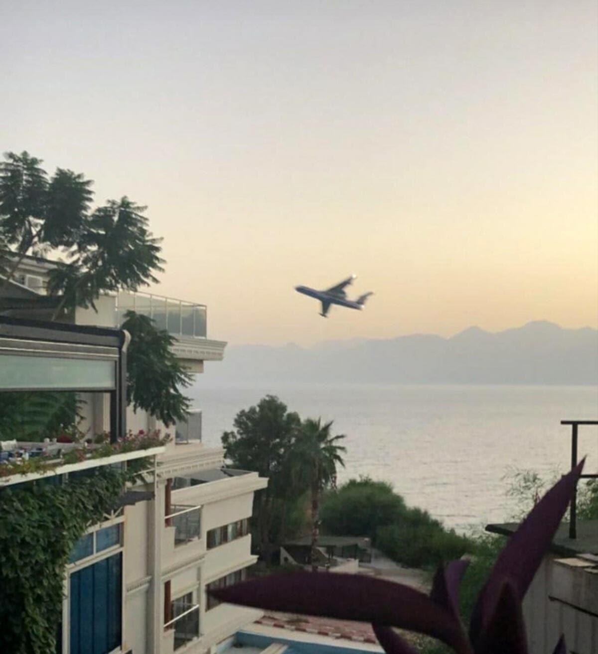 Antalya felaket yaşanacaktı! Rus pilot, Antalya kuleyi yanlış anlamış