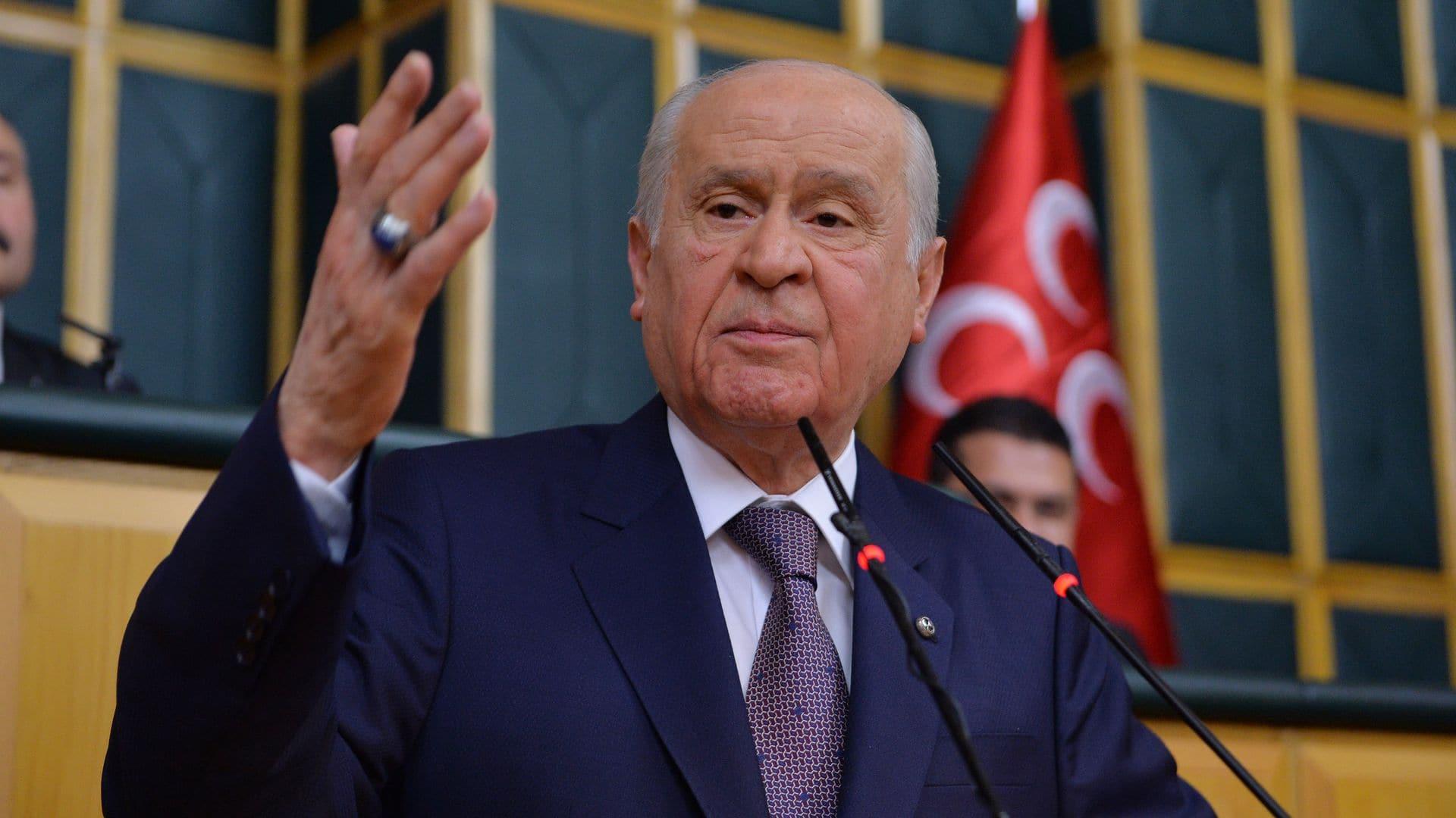 Bahçeli'den Anayasa Mahkemesi açıklaması: Yeni baştan yapılandırılmalı