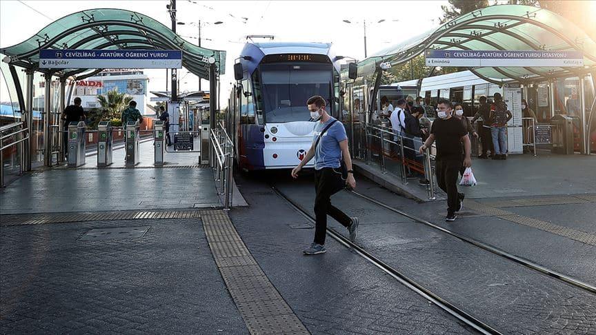 İçişleri Bakanlığı'ndan yeni koronavirüs genelgesi! Şehir içi toplu ulaşımda HES kodu kararı