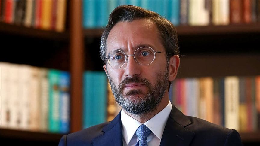 İletişim Başkanı Altun'dan sert tepki: Azerbaycan'ın yanında olmaya devam edeceğiz