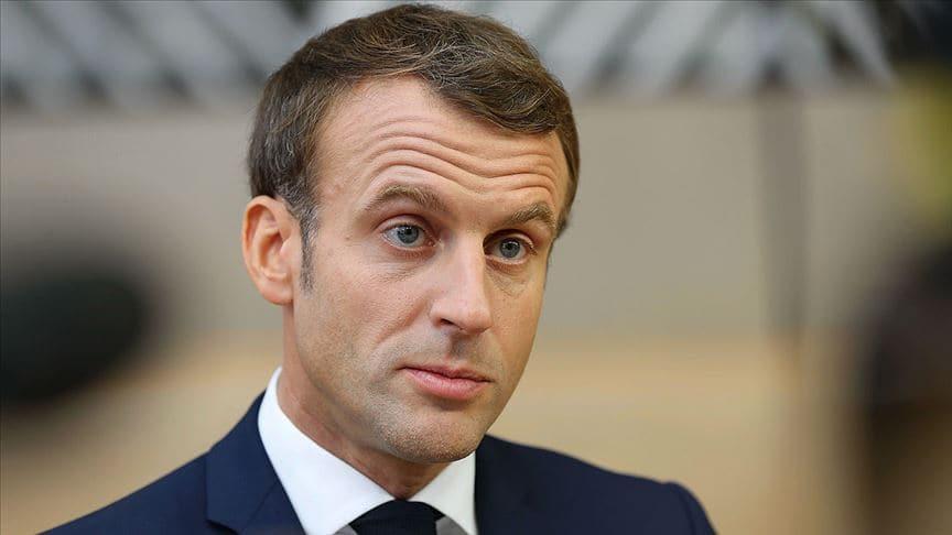 Macron yine çizgiyi aştı! Ermenistan'a destek verdi