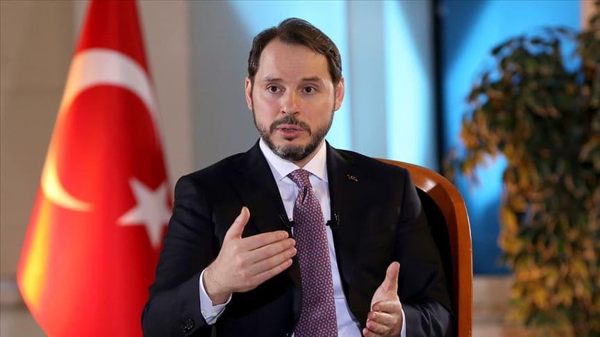 Bakan Albayrak'tan 'Borsa İstanbul' paylaşımı