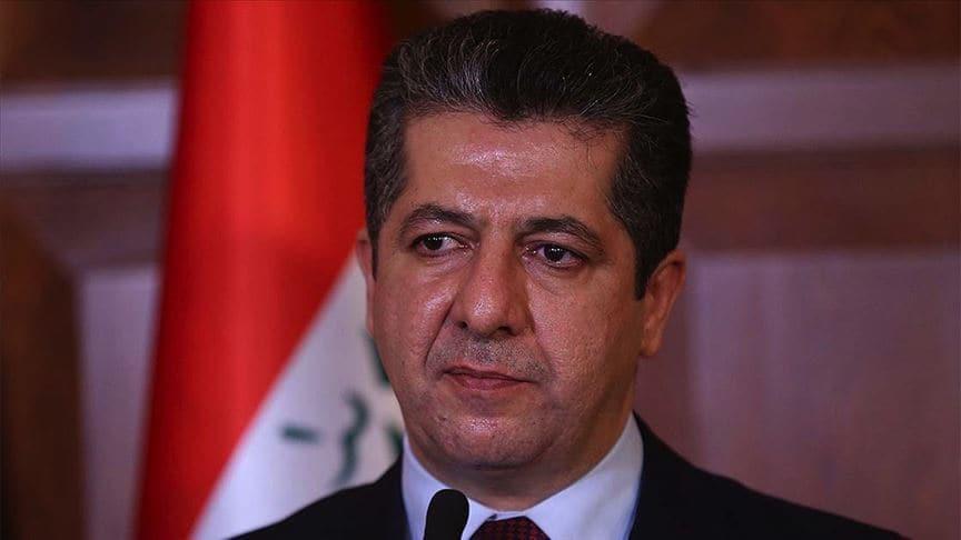 Erbil Havalimanı'na saldırıyı kınadı: Sert bir yanıt verilecek