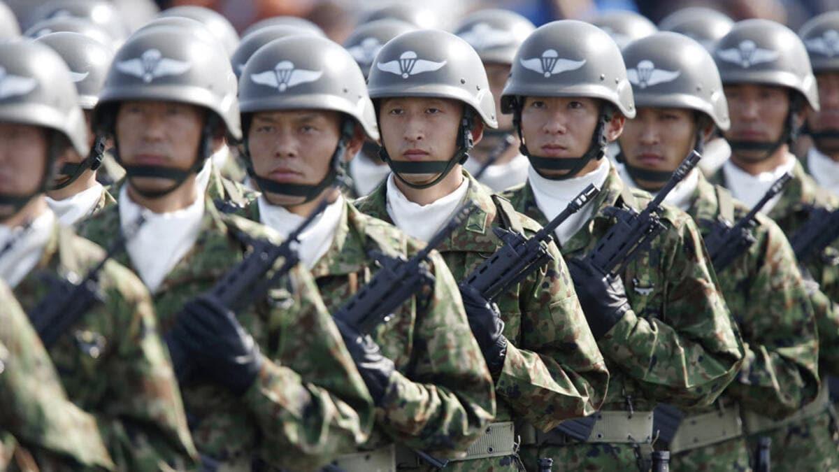 Japonya'da 2021 savunma bütçe hedefi 52 milyar dolar