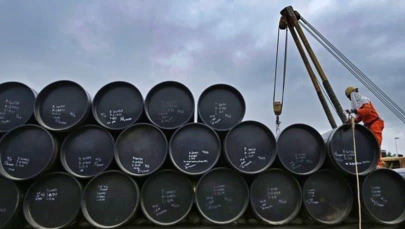 Petrolün varil fiyatı 43 dolar sınırında