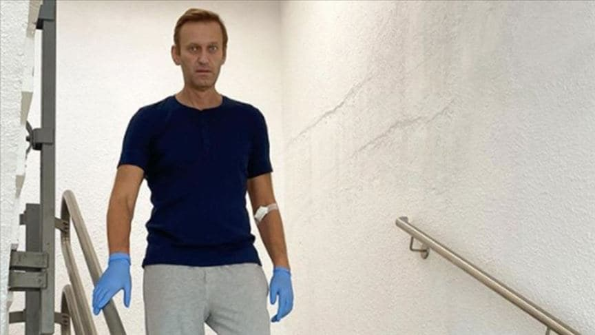 Rus muhalif Navalnıy: Bu suçun arkasında Putin var