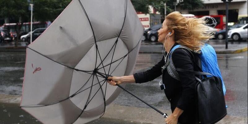 Meteorolojiden sağanak ve rüzgar uyarısı
