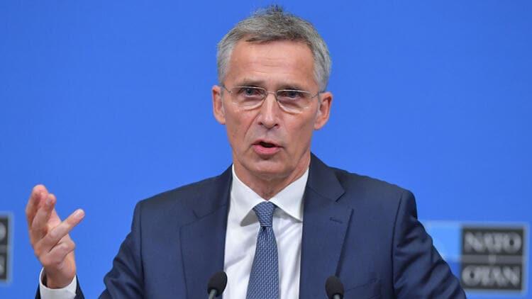 NATO Genel Sekreteri Jens Stoltenberg, pazartesi Türkiye'yi ziyaret edecek