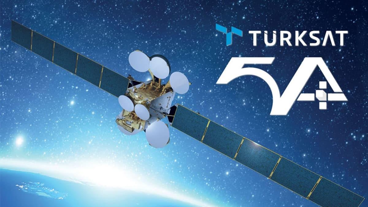 Türksat 5A uydusu teslim alındı