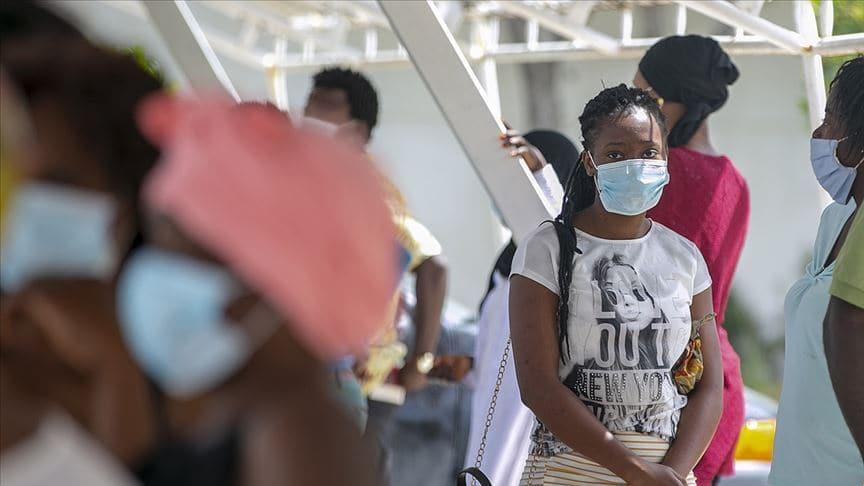 Afrika'da koronavirüs salgınında rakam 1 milyon 506 bini aştı